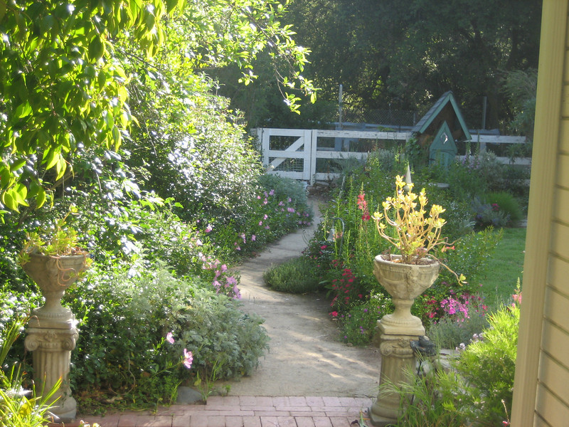 ... Cottage Garden Landscape Design By Bonnie ...